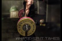 Workout / Shot from my strength training