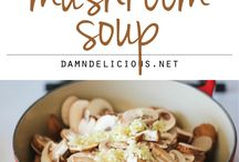 I love soup! / by Rachael Walkup