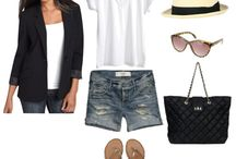 summer outfit / by Melinda Himes