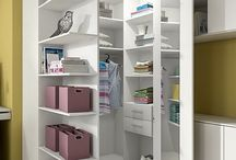 skříń úložné prostory