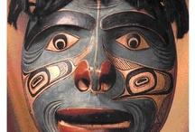 maski / emocje  i nastroje wyrażane w  maskach