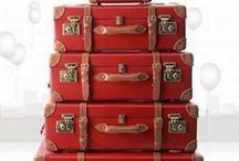 Luxurious luggage / by Jaclyn Kris