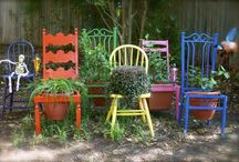 Garden and outside fun! / by MaryKelly Hucko