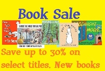 Children's Book Sale  / Save up to 50% on select books, cds and dvds for kids! / by Little One Books