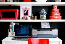Desk and Office Area (for me) / For Me And My House