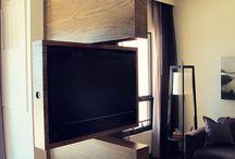 TVs embutidas