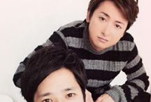 Ohmiya / Ohno Satoshi and Ninomiya Kazunari