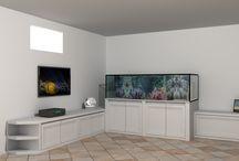 AQUARIUM / ACQUARI / Aquarium room