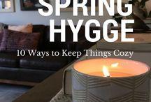 Hygge forever : profiter de l'esprit cocon