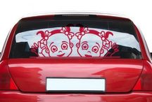 Car Decals / Decals and Vinyl Stickers for Cars