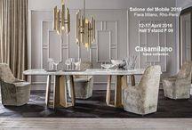 I SALONI 2016 / WELCOME !!! Casamilano at SALONE INTERNAZIONALE DEL MOBILE, Milan 12/17 April 2016 Hall 5 Stand F-09 #isaloni2016 #milandesignweek2016 #salonedelmobile  https://www.facebook.com/134374453275713/videos/1082090211837461/
