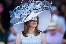 Hats for Queens Plate / see above