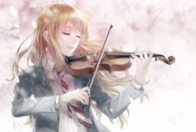 Music in our ears^-^