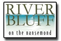 River Bluff on the Nansemond