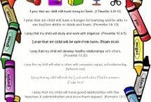 Parent Prayers