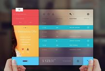 UI Design. / A small collection of brilliant user interface designs. / by Tom Farrell