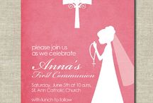 Sys 1st communion / by Billie Athanas