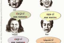 Arabic Vocabularies  / Different posts to represent Arabic vocabularies in simple way to remember. / by Everyday Arabic