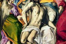 Art. Domenico Teotocopuli. El Greco