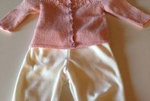 Babytøj / Lidt af det jeg syer og strikker til baby