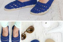shoes n sandals crochet