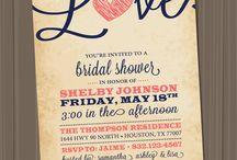 Staceys bridal shower