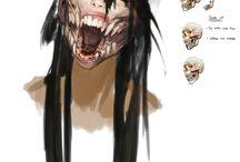 mutant girl
