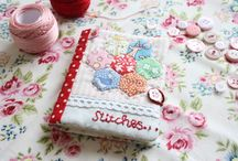 Needlebooks & Pincushions / All types of Needlebooks and pincushions