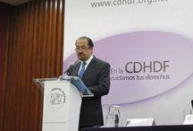 Foro Revista Zócalo / Evento: Foro Derechos Humanos y protocolos de actuación en la protección a periodistas.