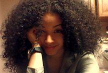 Big hair don't care! / by Antonia Nitara