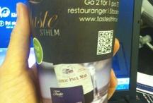 Smaka på Taste Sverige