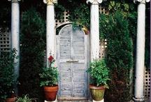columns / by Celia Mattingly