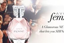 FEMME Fragrance / All about Avon's new Femme Fragrance and Jewelry Collection. Available at http://lfranklin-laurie.avonrepresentative.com. Introductory prices effective during Campaign 9, online until 4-18-14