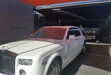 weddings and school formal luxury cars