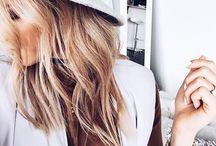 Hats & hair