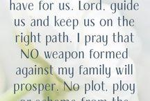 ☁️ pray