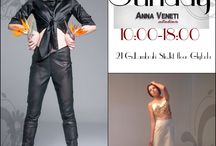 Anna Veneti & atelier Fashion News / News and updates of the designer Anna Veneti and her atelier in Glyfada center.
