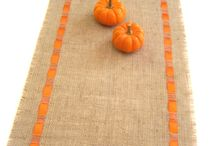 Table runners / by Alex Goode
