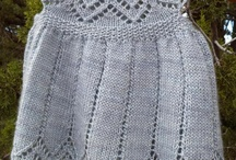 knit baby clothes / by Lorraine Lawton