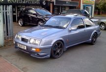 Ford Sierra Cosworth Restoration / Looking to restore a vehicle, contact us with your queries.