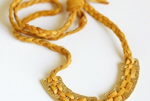 jewelry to get/make / by Celeste Trudeau