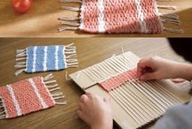 Weaving & Loom Crafting
