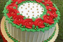 bolos natalinos