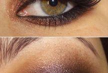 Eyes,Nails and Hair