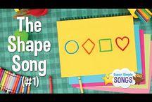 Songs to sing / Songs for Kindergarten