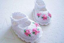 Crochet Slippers & Booties