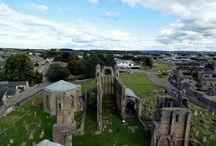 Elgin Scotland / Photos of and around Elgin Scotland
