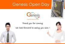 Open Day of Genesis (10 Dec 2014)
