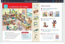 1º Lengua Unidades Didácticas / Material complementario para el desarrollo de las Unidades Didácticas de Lengua Española de 1º Nivel de Educación Primaria. Juegos, actividades interactivas y materiales didácticos.
