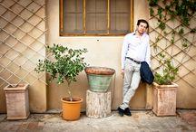 Portraits in Tuscany
